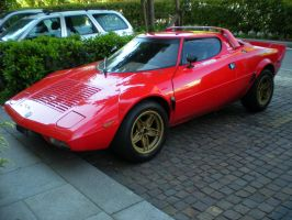 Lancia Stratos HF '73 by franco-roccia