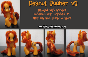 Peanut Bucker Version 2 by Kanamai