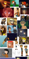 Layton Layton and more Layton and Laytoniac by WTHappened