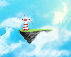 Windmill windmill for the land by GalletoconK