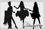 Silhouette Women by oohdi