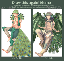 Draw this again Draw this again Meme by EpicTaxi
