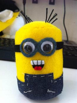 WiP - Minion by Nikky81