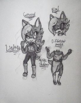 Liatris~20th Character! by Mystic-Shadows