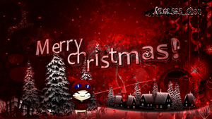 Neme-Merry Christmas to all..... by Nemesis-Gaoh
