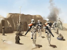 Find The Droids by JacksDad