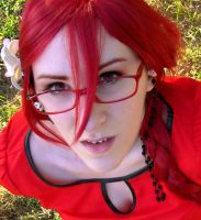 Summer Grell by DarkMuse112