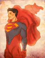 Superboy: Superman by none-of-the-sort