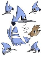 mordecai doods by choc-attack
