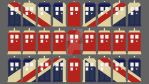 TARDIS Union Jack Wallpaper by PaulSkywalker