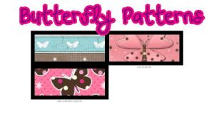 Butterfly Pattern by krystalamber2009