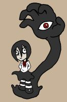 Wendy and Shadow Ref Sheet by SatanicRetribution