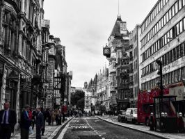 streets of london by jacekk67