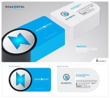 HitekNOFAL Business Card by artmody