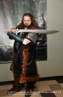 Thorin Cosplay with Martial Grise 2 by Damiane