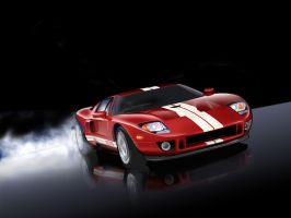 Ford GT40 by ersynnn
