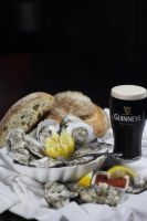 Guinness and Oysters by tordavis