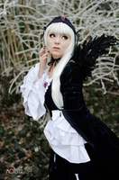 Suigintou - Rozen Maiden - [Uncertainty] by GeniMonster