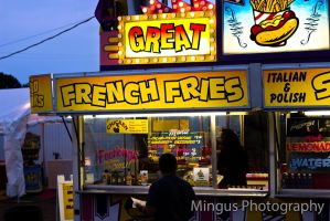 French Fries! by justarus