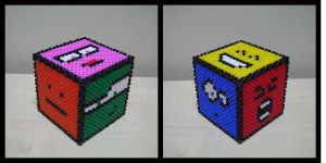 Emote cube by Synfull