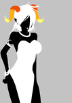 Homestuck OC's Ancestor: Duchess of Seduction by The-Fanfic-Writer