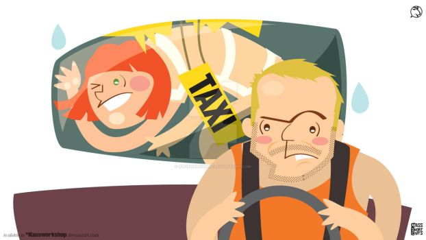 The Fifth element by Kassworkshop