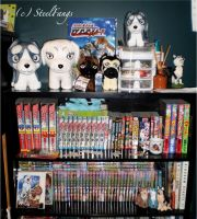 OLD Ginga Collection: by FlickaBee