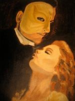 The Phantom of the Opera by ChristyTortland