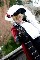 Hetalia: Pirate King by ParadoxMuck