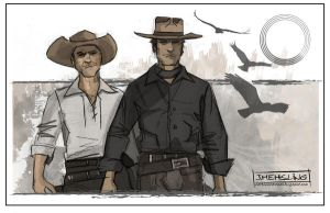 Western_005 by CartoonCaveman