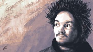 Milky Chance Portrait by zylol