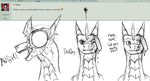 Ask my OC's! #13 by Blaze-Flamewing