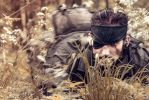 MGS 3 - looking for a Snake to eat... by RBF-productions-NL