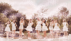SNSD - Girl's Generation by Zimea