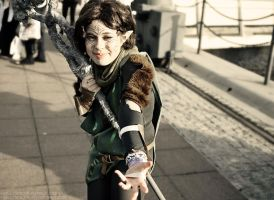 Merrill 1 - MCM Expo, Oct '11 by hollysocks