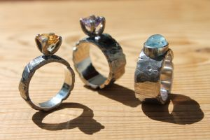 three rings by wulvi