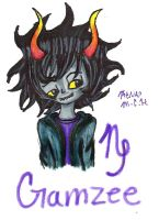 Gamzee by ReNaMCH24