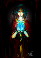 Firelord Azula by cakesque