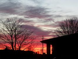 April 16th Sunrise by Michies-Photographyy