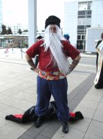 Alcon 2013, santa by Rinu-Motoga