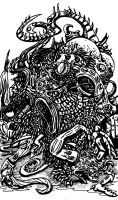 Shoggoth by Son-Of-Cthulhu