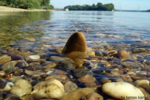river stones by tamas kanya by tom-tom1969