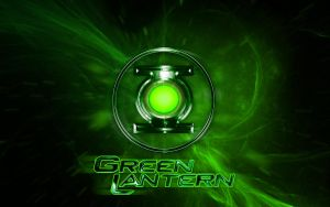 Green Lantern by ravirajcoomar