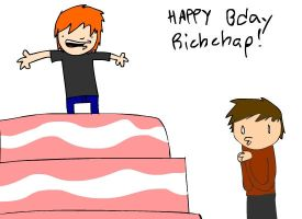 RichChap Bday by Space-Walk