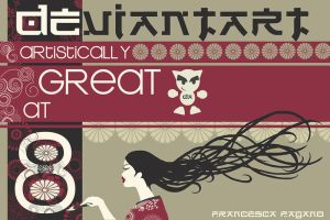 080908 Great At 8 by PrincessChex