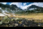 The Valley of the Five Lakes III by Beezqp