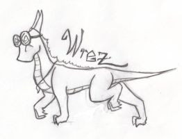 Wrez by Wolf-Sis-the-Small