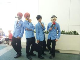 Ouran Princes by OPlover