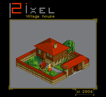 Village_house by zi-