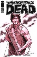 Daryl Dixon Walking Dead cover by 93Cobra